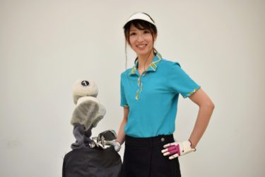 ゴルフ初心者女子はマーカーと帽子でセンスに差をつけよう