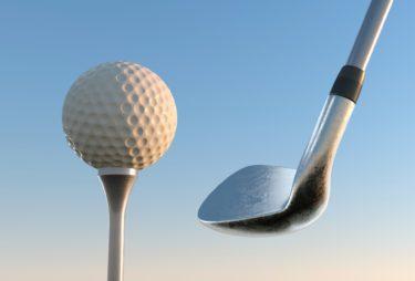 ゴルフのスイングを良くも悪くもするアドレスでのボールとの距離