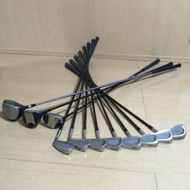 初心者女子はゴルフクラブのアイアンの種類を知っておくと便利