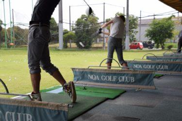 女性ならではの気配りでゴルフの練習場のマナーはしっかり守ろう