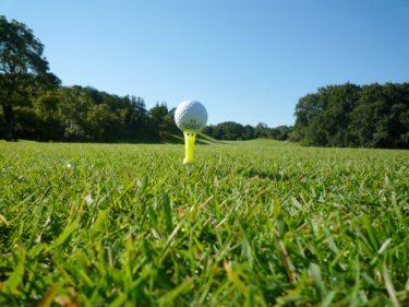 ゴルフで重要なティーアップは色々な方法を知っておくと便利