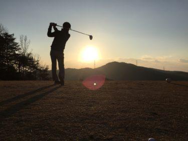 ハーフスイングでの飛距離の安定がゴルフのスコアアップへのカギ